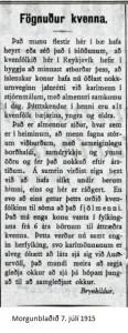 Grein Morgunblaðið 7.7.15