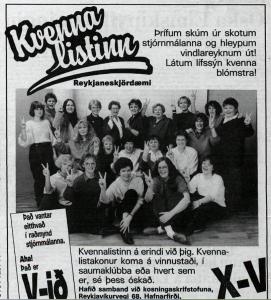 Auglýsing í Morgunblaðinu 26.mars 1987 bls. 39