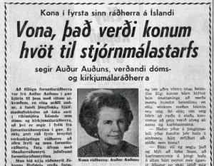 Af forsíðu Þjóðviljans 12.september 1970