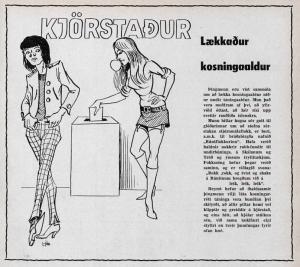 Spegillinn 1.mars 1967 bls. 11.