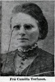Camilla Torfason