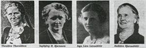 c-listinn alþingi 1922